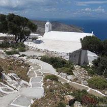 Kapelle im Paleokastro