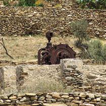 Ein alter Brunnen