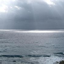 Düsteres Meer