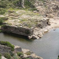 Der Artemis-Tempel...
