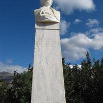 Denkmal für Hatzimichalis Daligiannis