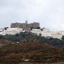 Das Johanneskloster auf Patmos