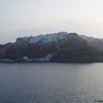 Ammoudi-Hafen