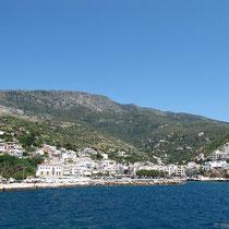 Agios und das Hinterland