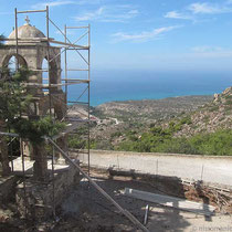 Glockenturm von Agios Ioannis Thymainos