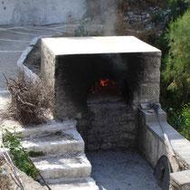 Karpathos: Der Backofen wird angeheizt
