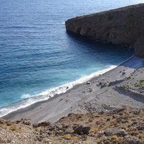 Kreta: Ilingas-Strand