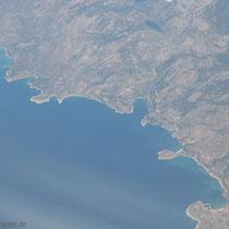 Samos: Küste