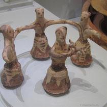 Schon damals tanzte man Sirtos