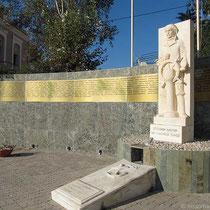 Denkmal für ertrunkene Seeleute,...
