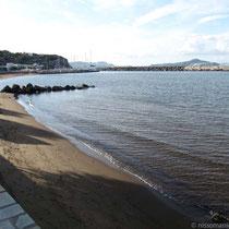 Der Strand von Pali