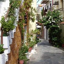 Kreta: Gasse in Chania