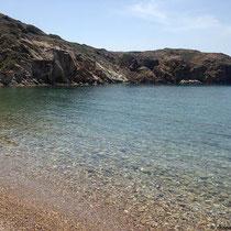 Der Strand von Athinia