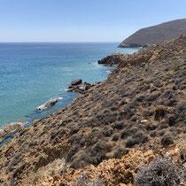 Die Küste ....