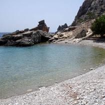 Saria: Der Strand bei Palatia