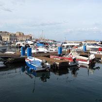Der Bootshafen