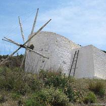 Mühle im Museum