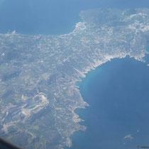 Die Nordküste von Milos