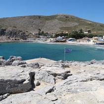 Die Bucht von Avlakia