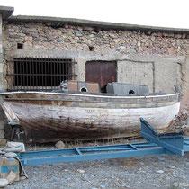 Das frühere Boot nach Gavdos?