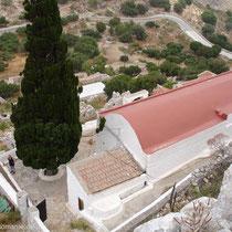 Chalki: Panagia-Kirche