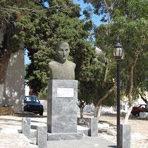 Die Frau von Ro - das Denkmal