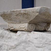 Karpathos: Antikes Kapitell