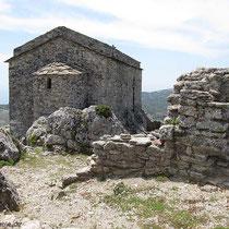 Agios Giorgos auf dem Kastro Koskina