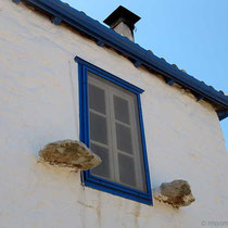 Fensterbretter neben dem Fenster?