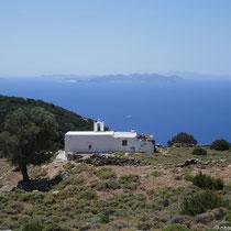 Rückblick auf Agios Konstantinos
