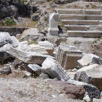 Milos: Antikes Theater