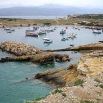 Parianos-Bucht
