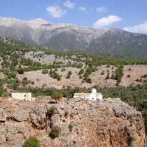 Kreta: Die Weißen Berge und Aradena