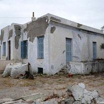 Das Löber-Haus von hinten