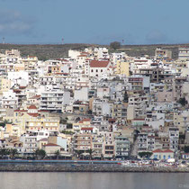 Sitia am Morgen