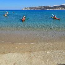 Wunderbarer Strand ....