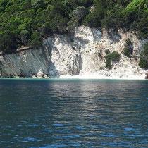Schöner Strand, nur wie hinkommen?