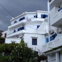 Kreta: Hotel Stavris in Chora Sfakion