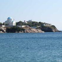 Tries Ierarches und Agios Sotiras auf Pateronissos