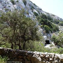 Die Johannes-Höhle