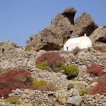 Karpathos: Kapelle Agia Marina