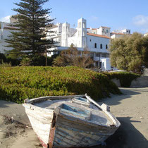 Andros: Am Paraporti-Strand