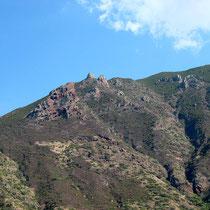 Faraglioni auf Filicudi