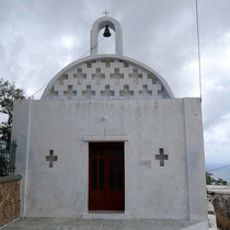 Untypische Kapelle
