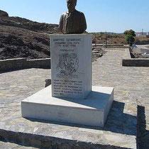 Heldendenkmal Dimitrios Papanikolis