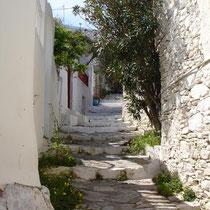 Amorgos: Katapola - Weg nach Minoa