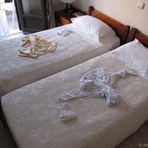 Gepflegte Zimmer