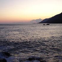 Kreta: Am Anleger von Chora Sfakion
