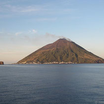 Der Vulkankegel