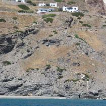 Ferienhaus mit Meereszugang